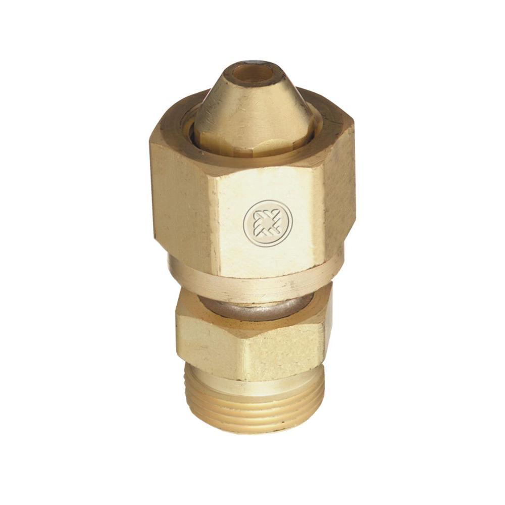 Thoroughbred Industrial Cylinder Exchange CGA-300 Valve To