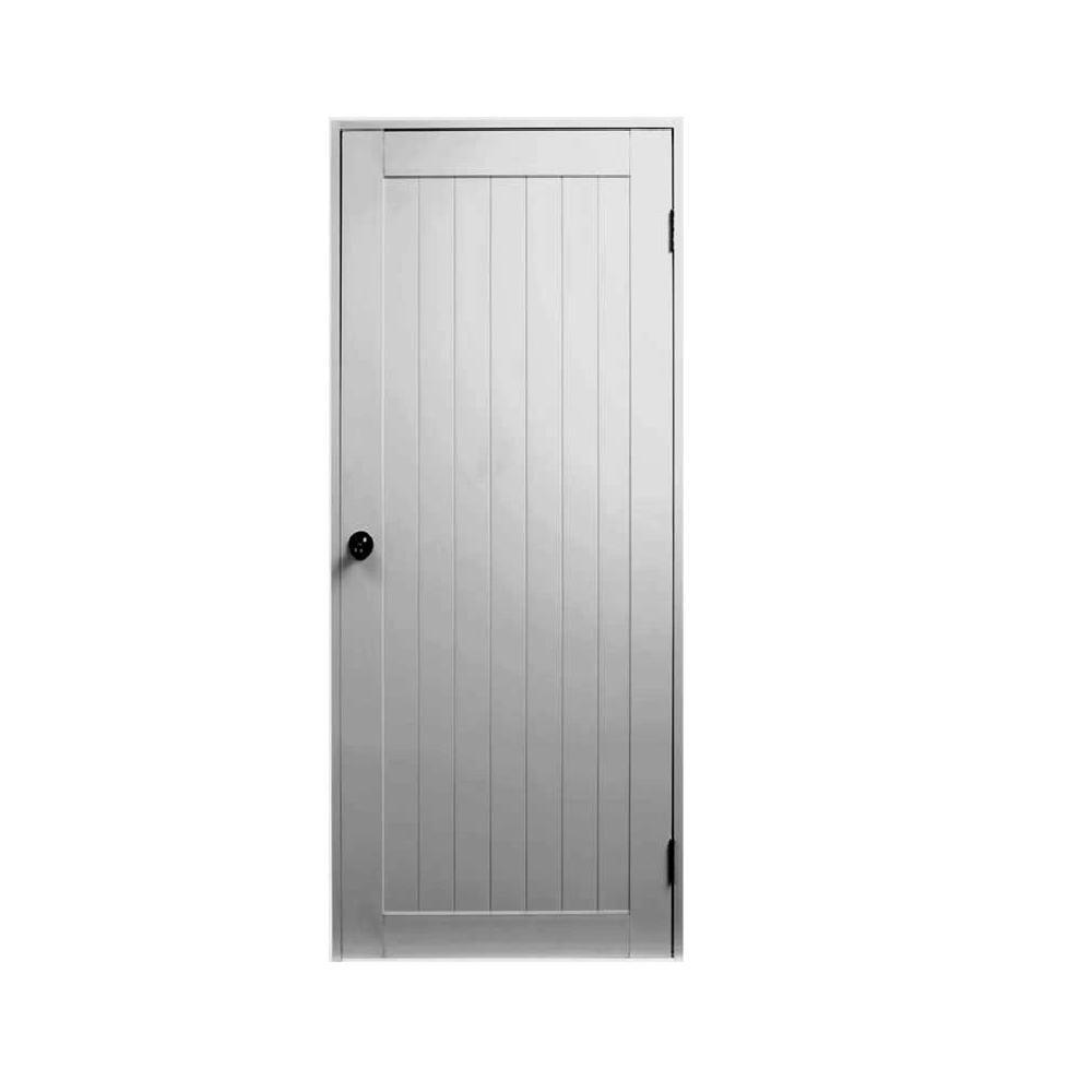 Air Master Windows and Doors 38 in. x 84 in. an Flush White ... on