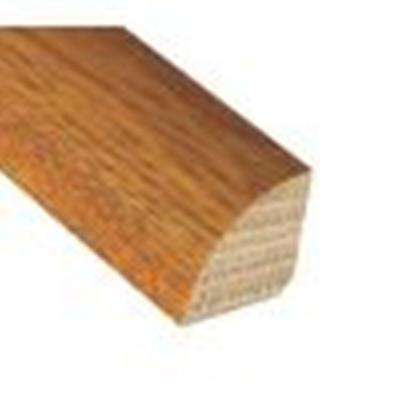Oak Butterscotch 3/4 in. Thick x 3/4 in. Wide x 78 in. Length Hardwood Quarter Round Molding
