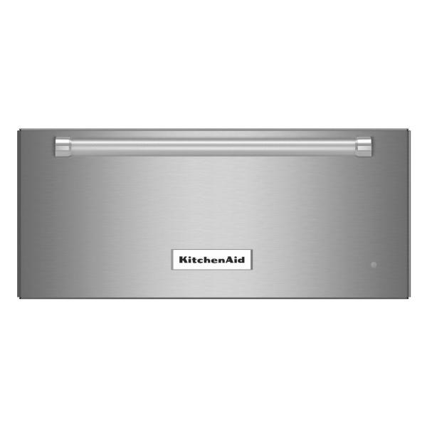 24 in. Slow Cook Warming Drawer in Stainless Steel