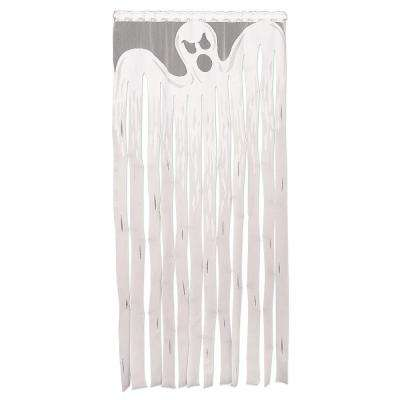 Starfish 58 in. L Polyester Valance in Café