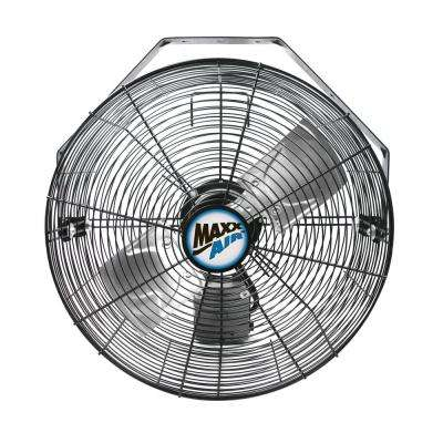 18 in. 3 Speed Wall Mount Fan with Wi-Fi Controls