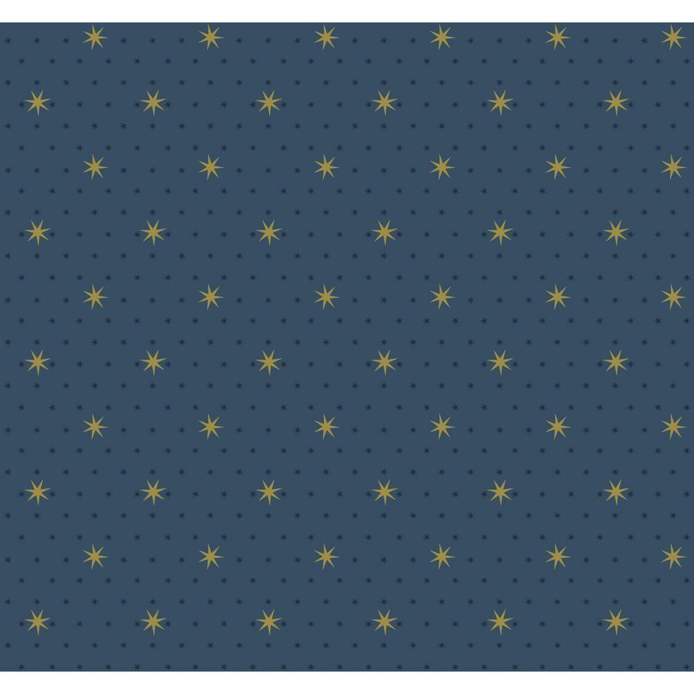 60.75 sq. ft. Stella Star Wallpaper