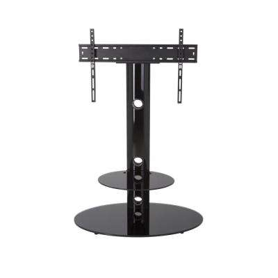 FSL800LUB-A TV Floor Stand with TV Mounting Column for 32 in. to 50 in. TVs in Black