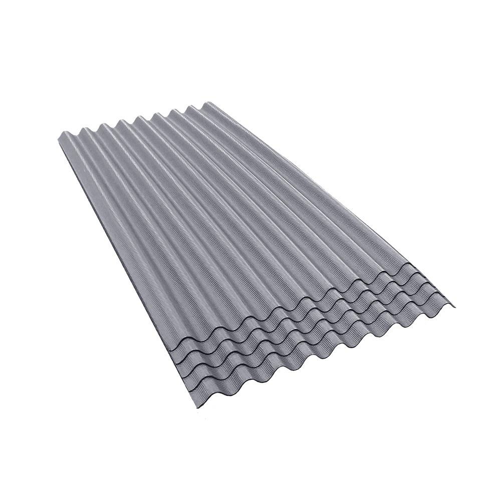 6 ft. 7 in. x 3 ft. Asphalt Corrugated Roof Panel