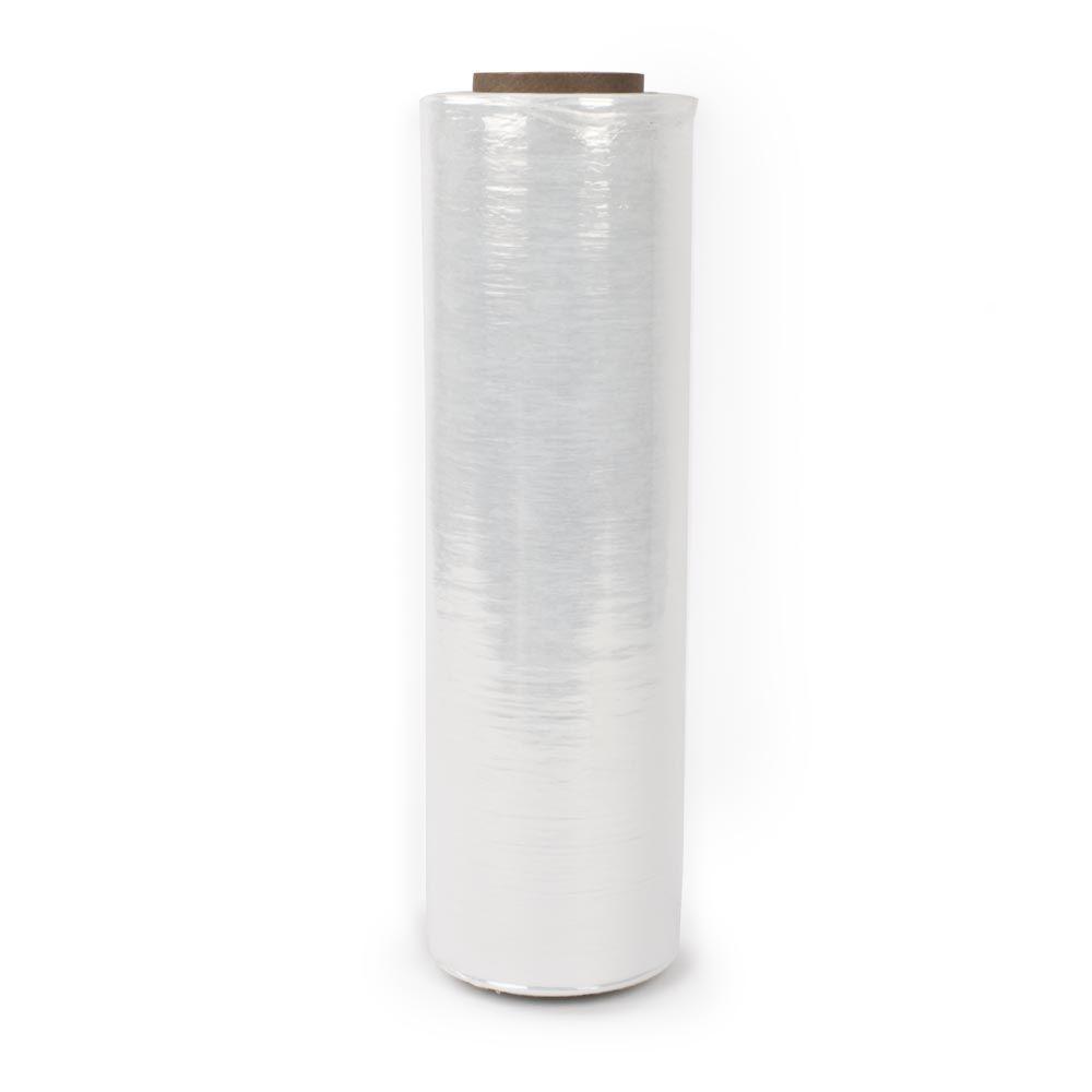 Pratt Retail Specialties 115 Gauge 18 in. x 1000 ft. Standard Cast Clear 4-Roll Bundle Stretch Wrap