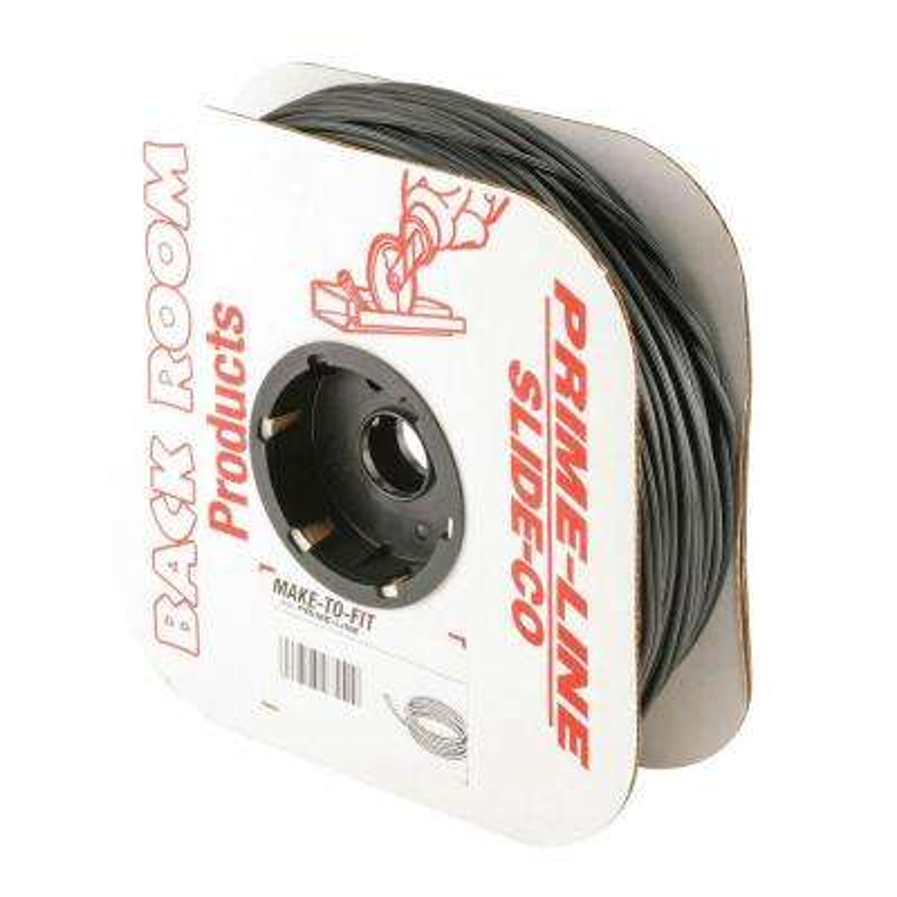 0.155 in. x 250 ft. Roll Black Spline