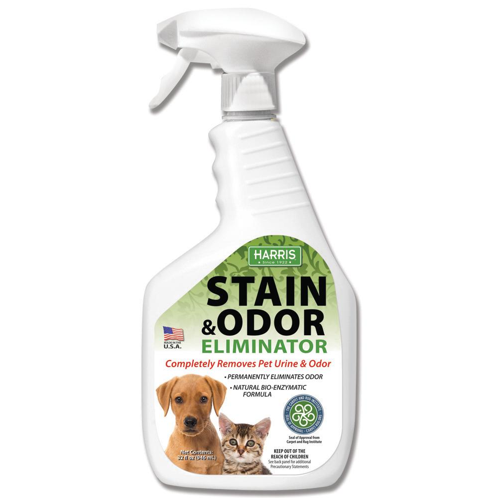Harris Natural Stain And Odor Eliminator