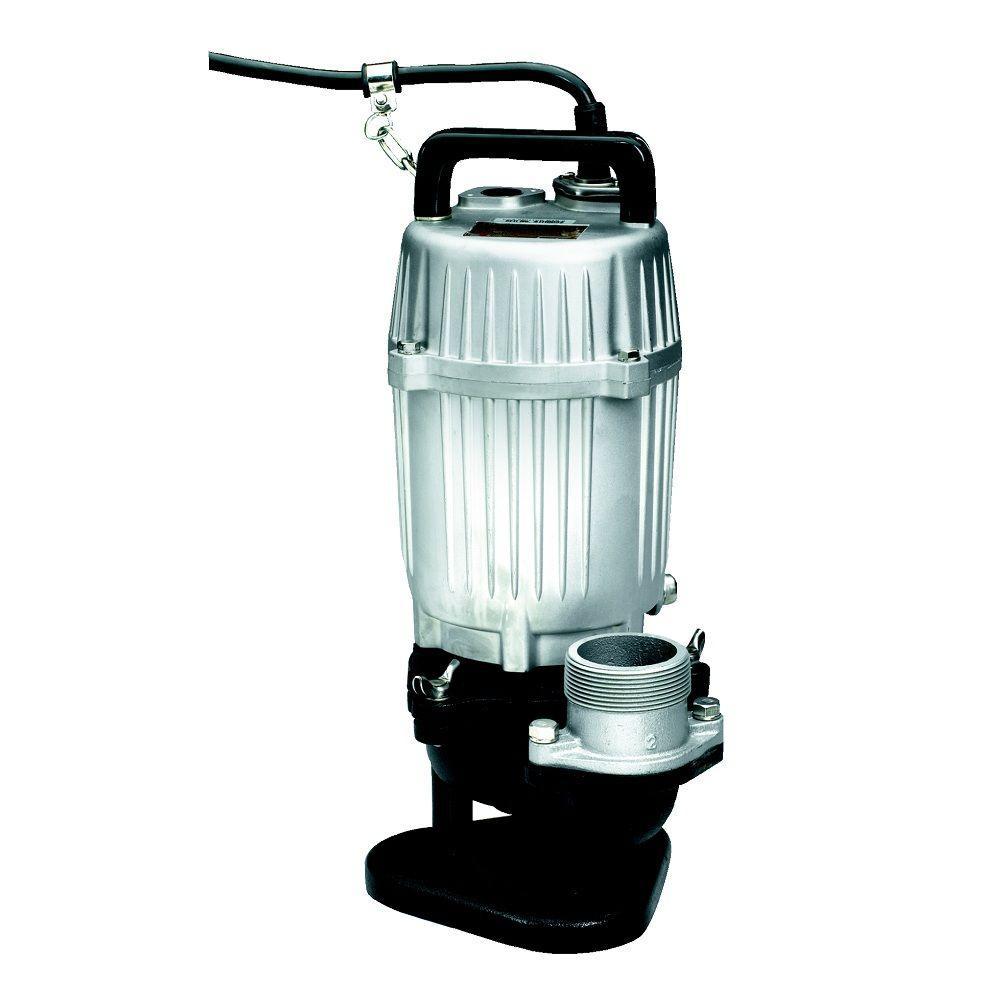 Koshin 1/2 HP Submersible Trash Pump