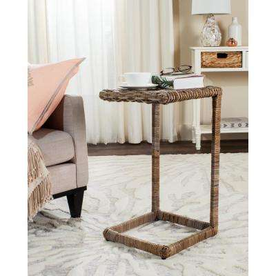 Daru Gray Accent Table