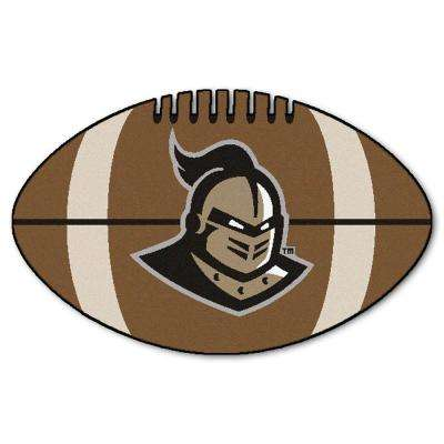 NCAA University of Central Florida Brown 2 ft. x 3 ft. Specialty Area Rug