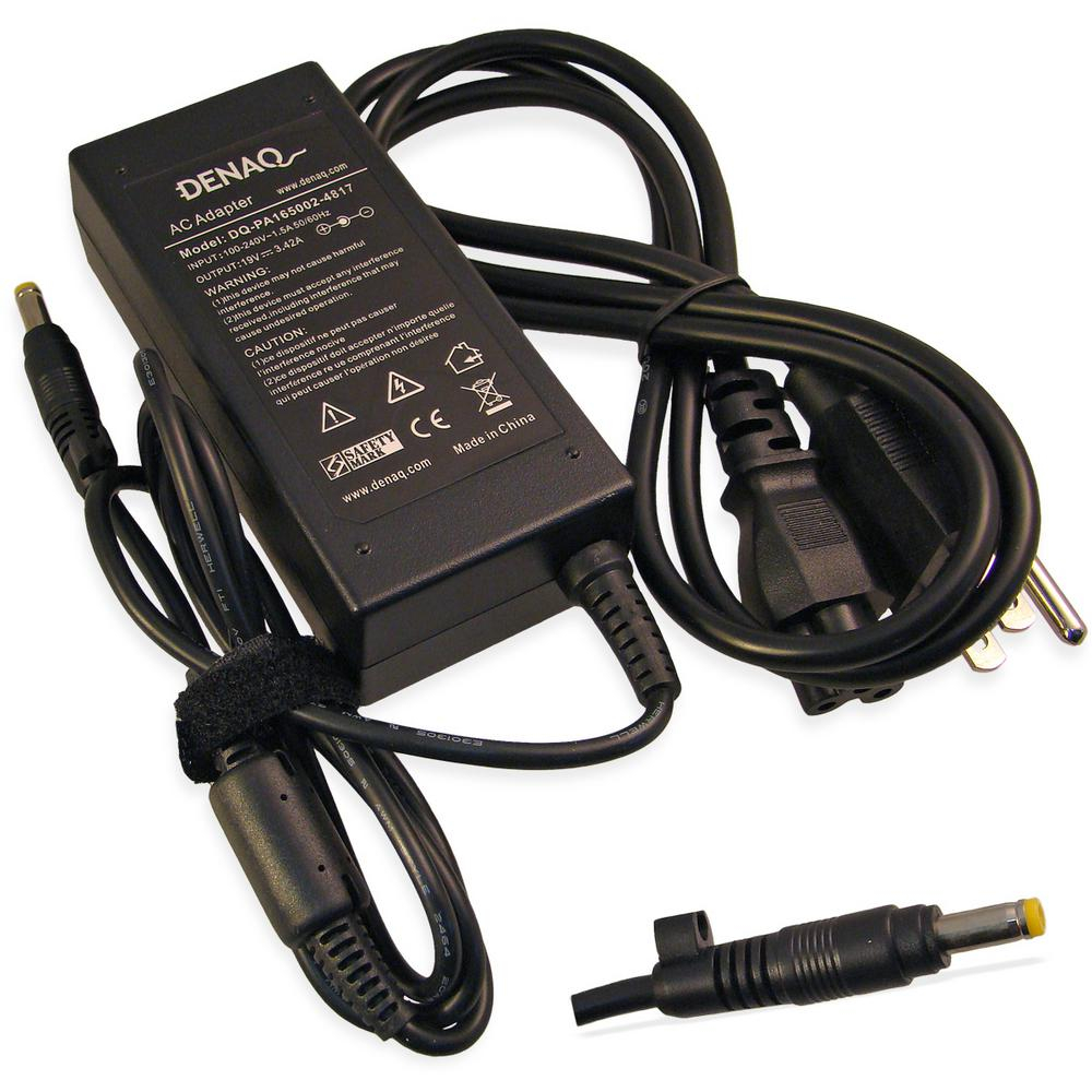 19-Volt 3.42 Amp 4.8 mm-1.7 mm AC Adapter for ACER Aspire,
