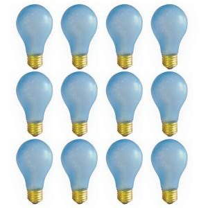 60-Watt A19 Plant Growth Dimmable Incandescent Light Bulb (12-Pack)