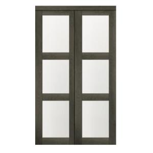 Primed Sliding Doors Interior Closet Doors The Home Depot