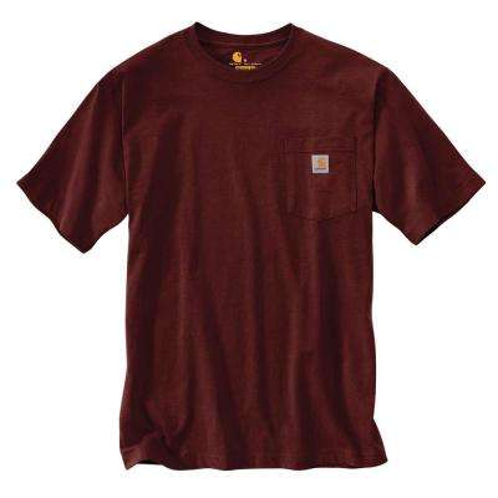 Men's Regular Large Port Cotton Short-Sleeve T-Shirt