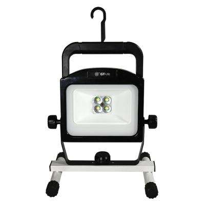 GT Series 1000-Lumen Zoomable Rechargeable Work Light