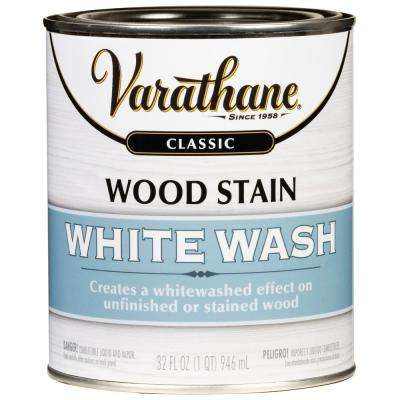 1 Qt. White Wash InteriorWood Stain(2-Pack)