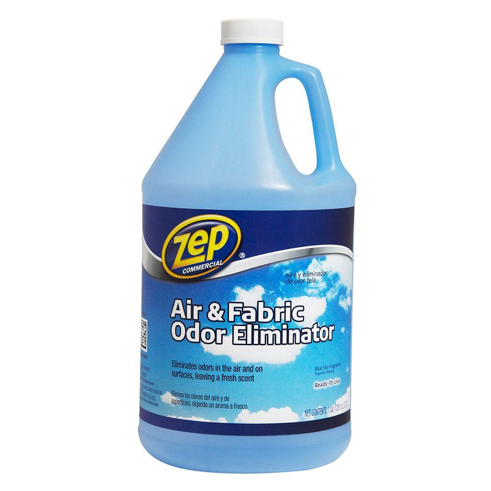 Zep 128 Oz Air And Fabric Odor Eliminator Zuair128 The