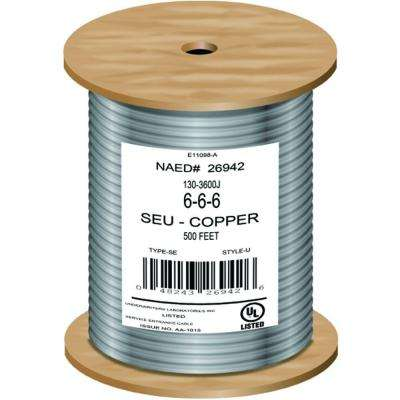 6 - 2 - Service Entrance Wire - Wire - The Home Depot