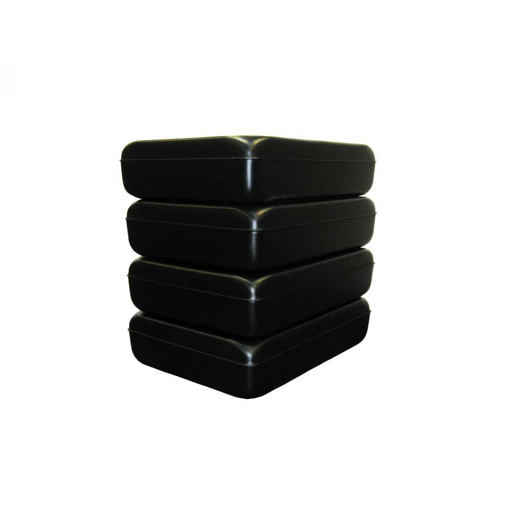 FORMEX 3 ft. x 6 ft. x 16 in. 4-Pack Dock Float Drum Distributed by Tommy Docks