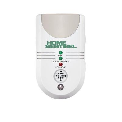 Home Sentinel 5-in-1 Indoor Ultrasonic and Electromagnetic Pest Repellent