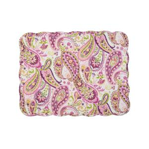 C & F Home Purple Ariana Quilted Placemat (Set of 6) by C & F Home