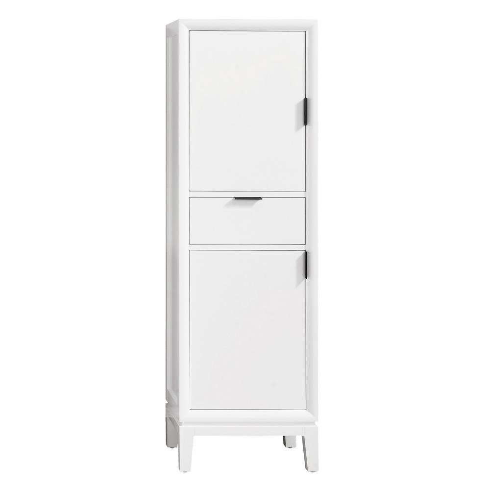 Emma 20 in. W x 15 in. D x 65 in.  sc 1 st  The Home Depot & Elegant Home Fashions Wilshire 26 in. W x 32 in. H x 13 in. D 2-Door ...