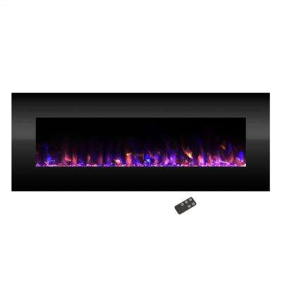 electric fireplace northwest mount small spectrafire mounted reviews walmart wall