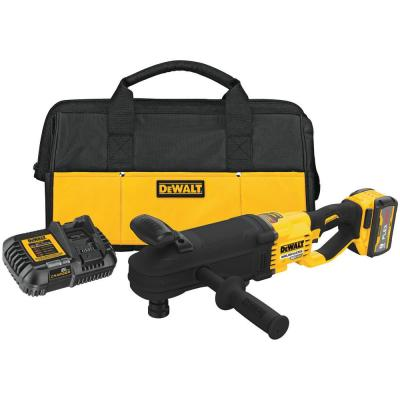 FLEXVOLT 60-Volt MAX Lithium-Ion Brushless Cordless Quick-Change Stud and Joist Drill w/ 3 Ahr Battery, Charger and Bag