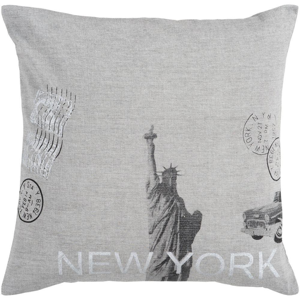 Artistic Weavers NewYork 22 in. x 22 in. Decorative Down Pillow-DISCONTINUED