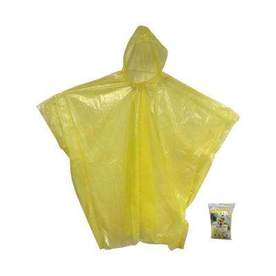 Kingstate Quick Cover Poncho in Yellow