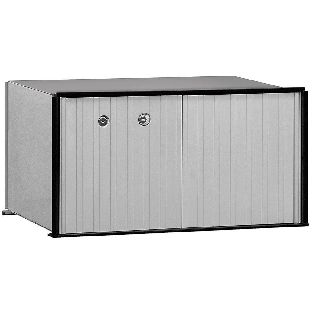 2200 Series 1 Door Private Aluminum Parcel Locker