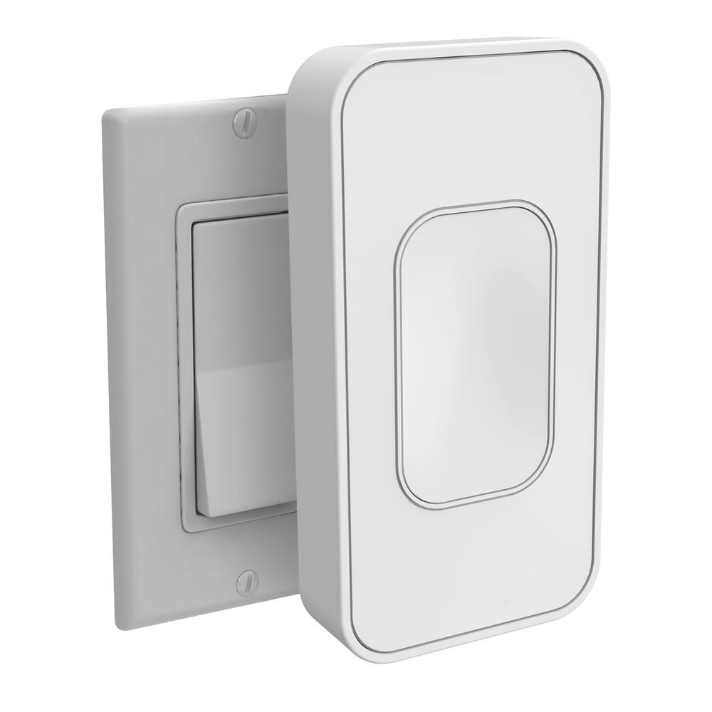 Switchmate Light Switch Rocker, White-RSM001W - The Home Depot