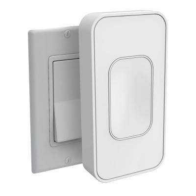Light Switch Rocker, White