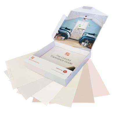 WHITES 12x12 PEEL & STICK PAINT SAMPLE KIT