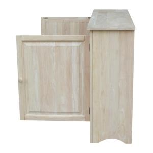 International Concepts Unfinished Storage Cabinet-CU-160 - The ...