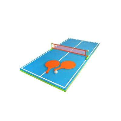 Floating Table Tennis Swimming Pool Game