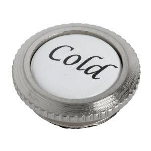 American Standard Culinaire Index Button Cold Satin