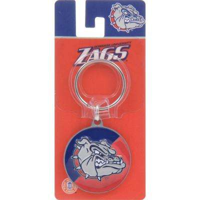 NCAA Gonzaga Bulldogs Key Chain (3-Pack)