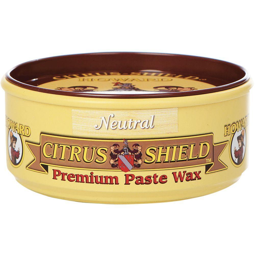 Howard 11 oz. Neutral Premium Paste Wax