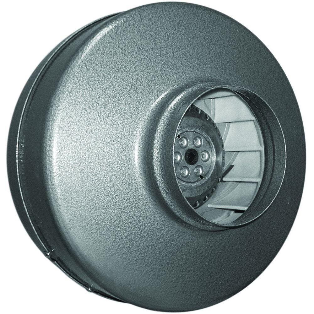 Vortex 4 in. Powerfan Inline Duct Fan-VTX400 - The Home Depot