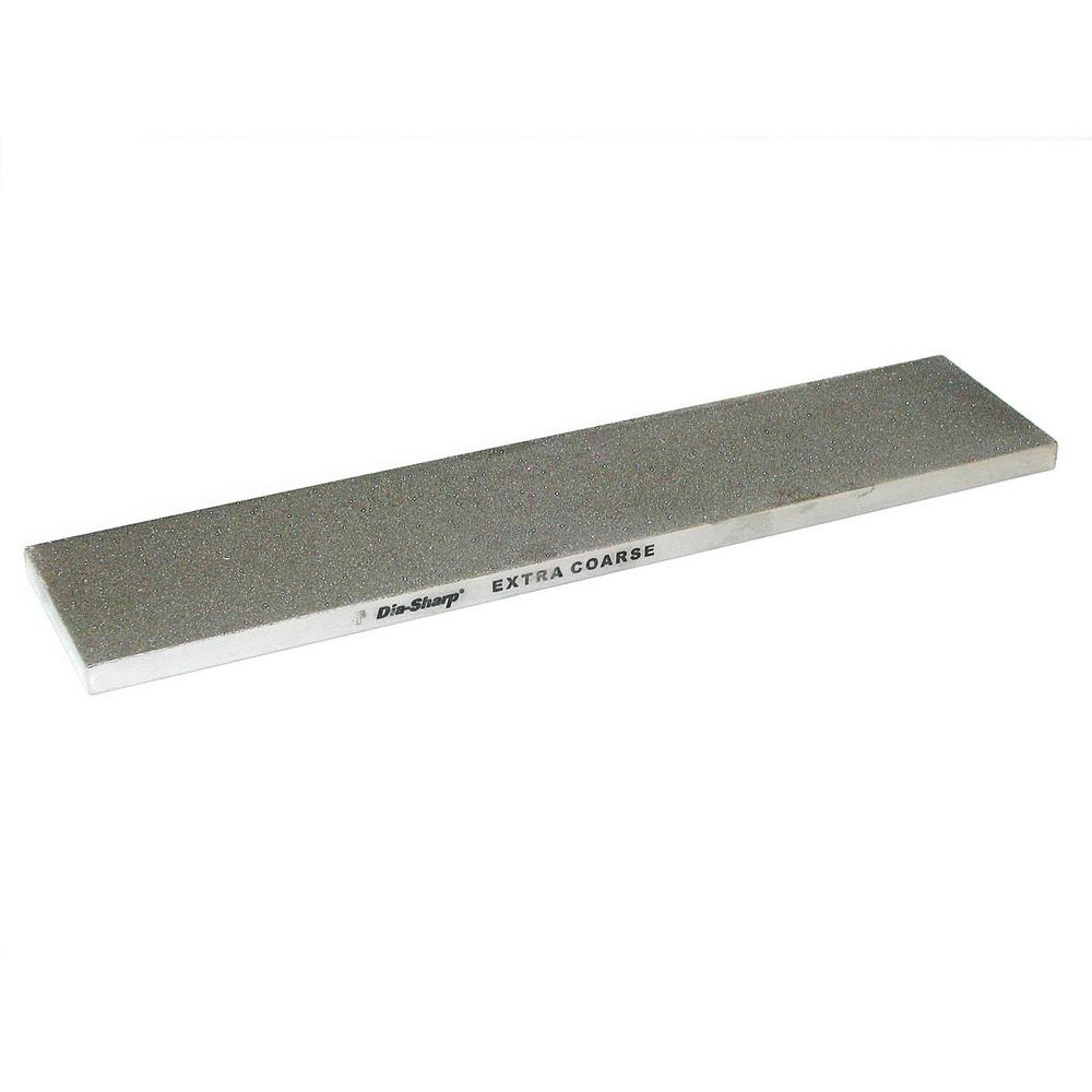 DMT 11.5 in. Dia-Sharp Bench Stone Extra-Coarse Handheld Sharpener