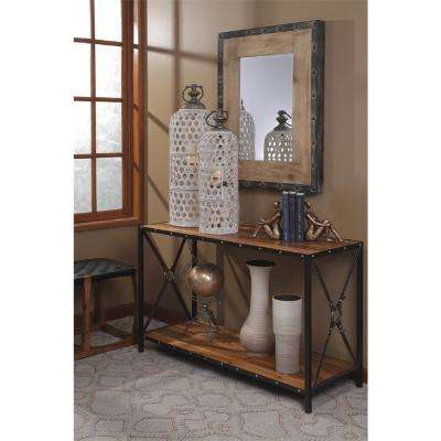 White Open Work Transitional Bamboo Candle Lantern