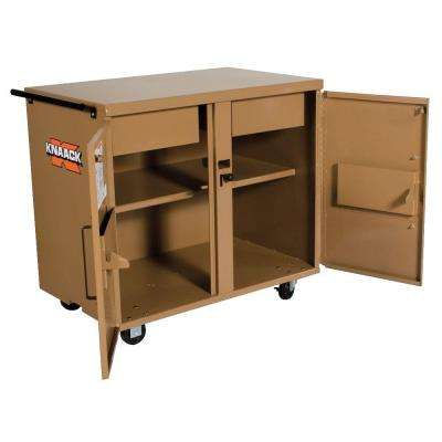 7 sq. ft. Classic Rolling Workbench