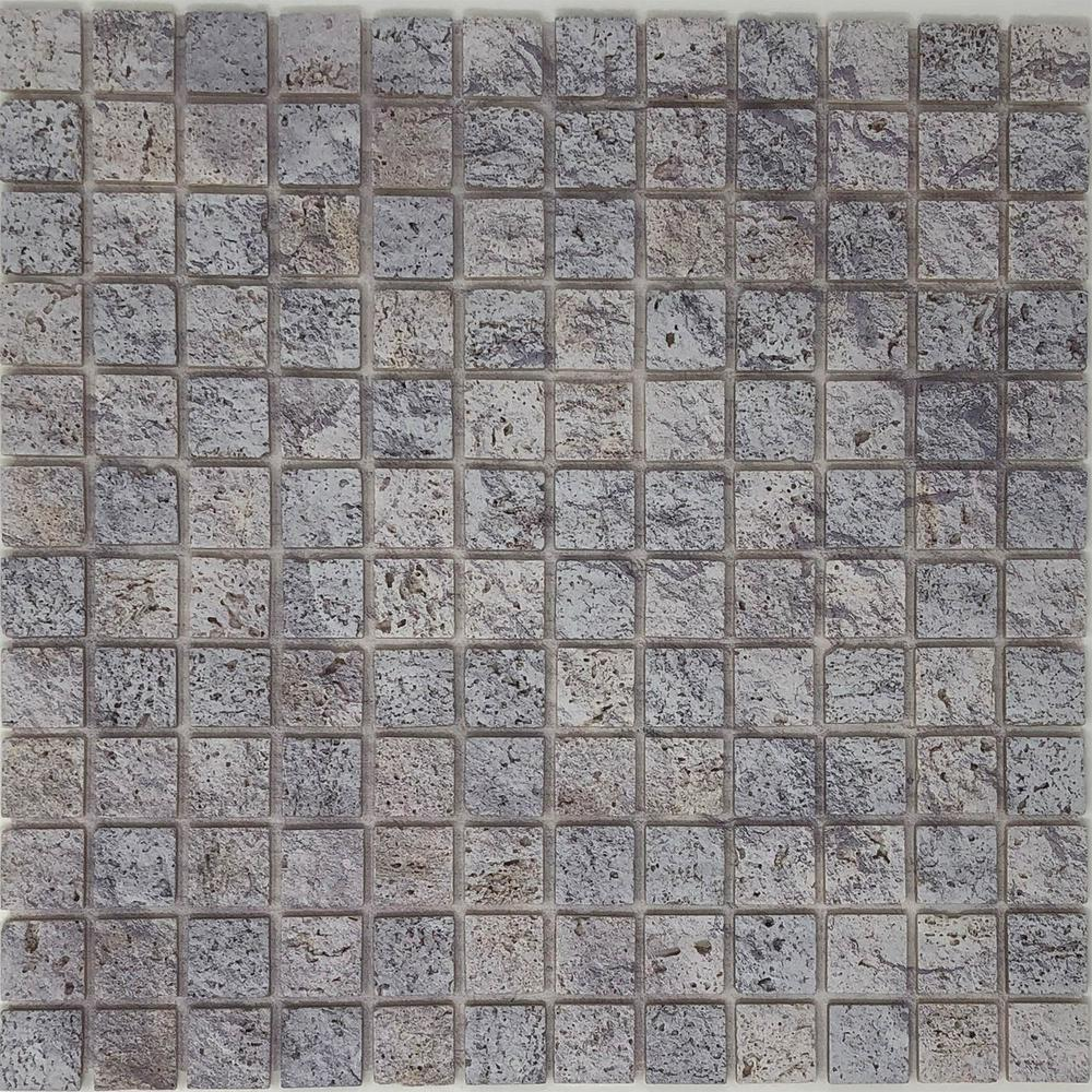 Peel and Stick Stone Wall Tile - 3 in. x 6