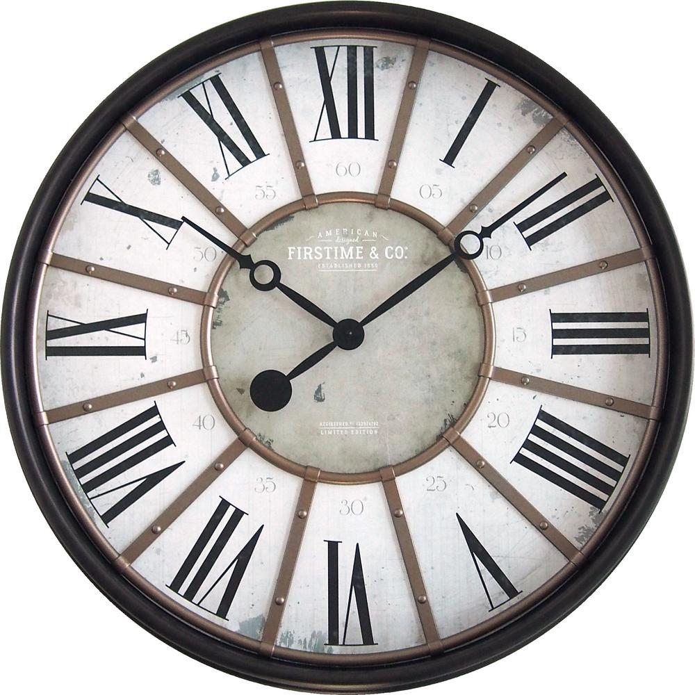 oil heating clocks