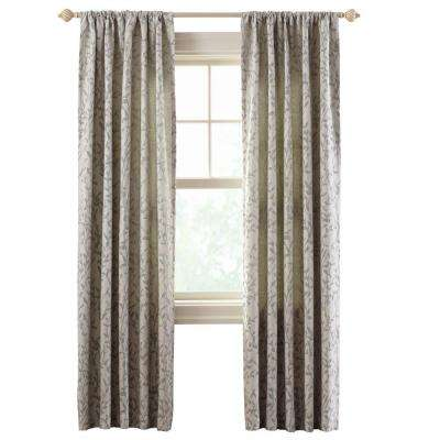 Morning Tide Rod Pocket Curtain