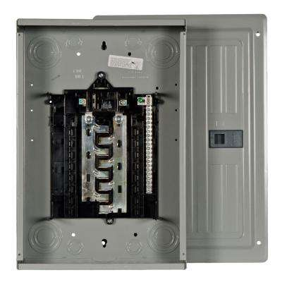 ES Series 100 Amp 16-Space 24-Circuit Main Breaker Outdoor Load Center