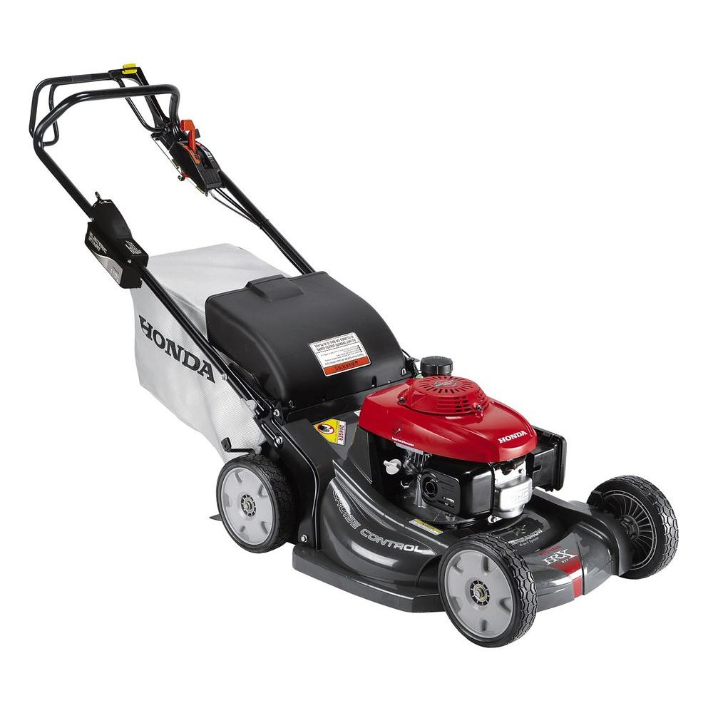 21 in. Variable Speed Electric Start Gas Walk Behind Self Propelled