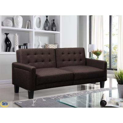 Sebring  Convertible to Bed Amber Serta Multifunctional Sofa